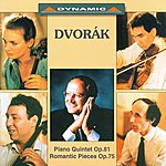 Salvatore Accardo Dvorak: Piano Quintet In A Major / 4 Romantic Pieces