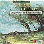 Orchestra Della Svizzera Italiana Herold: Overtures And Symphonies