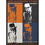 Greg Fishman Jazz Saxophone Etudes, Vol. 2