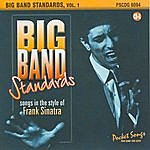 Studio Musicians Big Band Standards - Frank Sinatra Style, Vol. 1