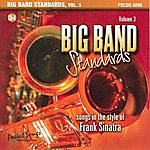 Studio Musicians Big Band Standards Vol. 3 - Songs In The Style Of Frank Sinatra