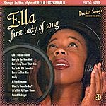 Studio Musicians Ella First Lady Of Song - Sing In The Style Of Ella Fitzgerald