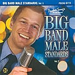 Studio Musicians Big Band Male Standards, Vol. 3