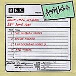 Angelic Upstarts John Peel Session 23rd June 1981