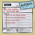 Angelic Upstarts John Peel Session 17th September 1980