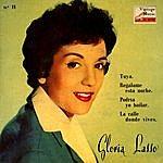 """Gloria Lasso Vintage Pop Nº 75 - Eps Collectors, """"my Fair Lady"""""""