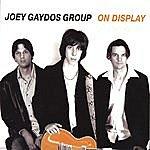 Joey Gaydos Jr. On Display