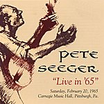 Pete Seeger Live In '65