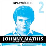 Johnny Mathis Chances Are - 4 Track EP