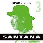 Santana Soul Sacrifice - 4 Track EP