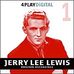 Jerry Lee Lewis Great Balls Of Fire - 4 Track Ep