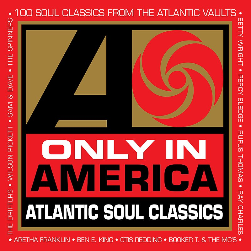 Cover Art: Only In America: Atlantic Soul Classics