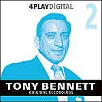 Tony Bennett Because Of You - 4 Track EP