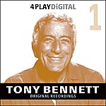 Tony Bennett Blue Velvet - 4 Track EP