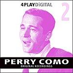 Perry Como Hot Diggity (Dog Ziggity Boom) - 4 Track EP