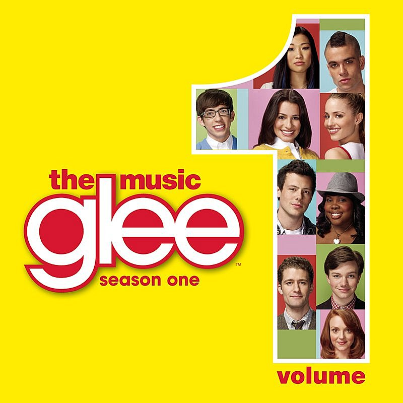 Cover Art: Glee: The Music, Volume 1