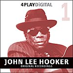 John Lee Hooker Boom Boom - 4 Track Ep
