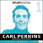 Carl Perkins Blue Suede Shoes - 4 Track EP (Remastered)