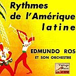 """Edmundo Ros & His Orchestra Vintage Dance Orchestras Nº 71 - Eps Collectors """"rythmes From Latin America"""""""