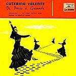 """Caterina Valente Vintage Pop Nº 76 - Eps Collectors, """"de Paris A Granada"""""""