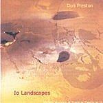 Don Preston Io Landscapes