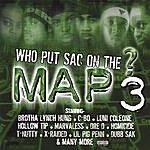 T-Nutty Who Put Sac On The Map 3 (Parental Advisory)