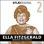 Ella Fitzgerald Bewitched, Bothered And Bewildered - 4 Track EP