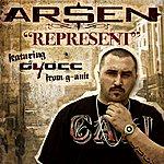 Arsen Represent (Feat. 40 Glocc) (2-Track Single)