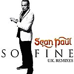 Sean Paul So Fine (2-Track Single)