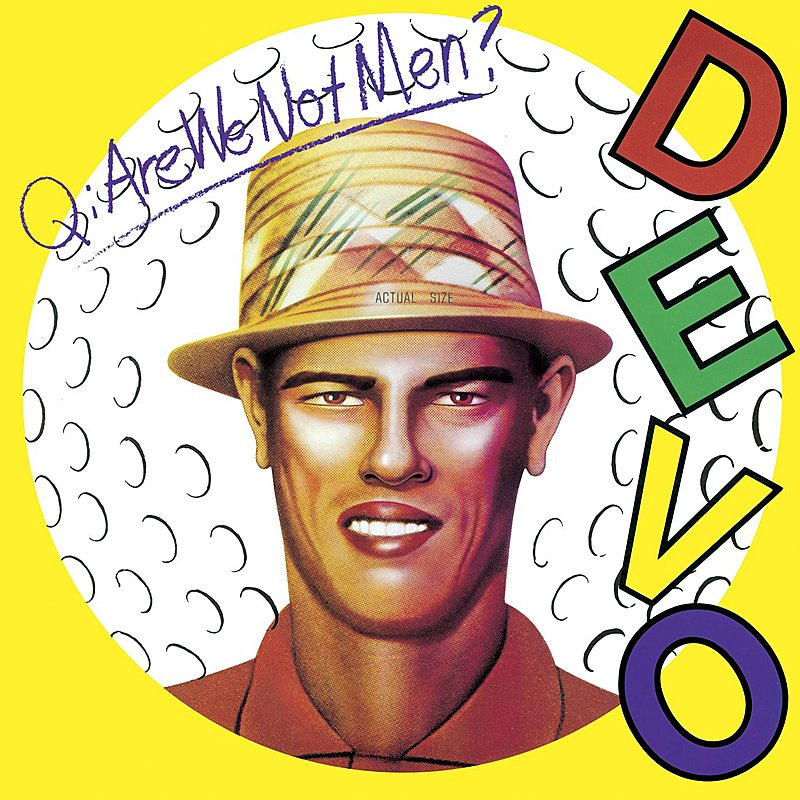 Cover Art: Q: Are We Not Men? A: We Are Devo! (Deluxe Remastered Edition)