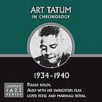 Art Tatum Complete Jazz Series 1934 - 1940