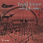 David Friesen Waterfall Rainbow