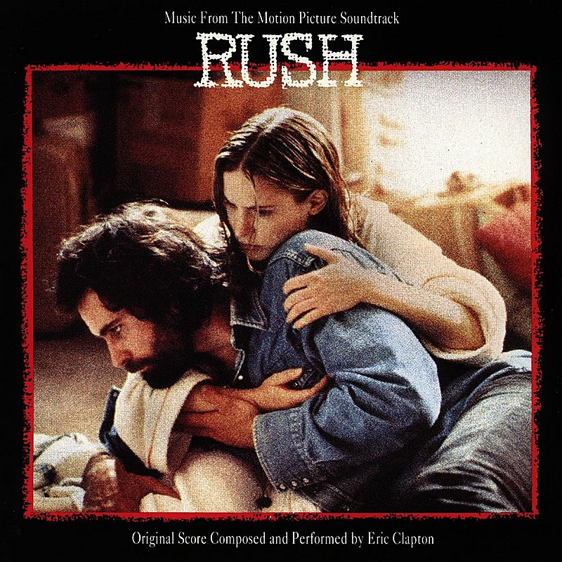 Cover Art: Rush: Music From The Motion Picture Soundtrack