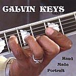 Calvin Keys Hand Made Portrait