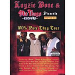 Bone Thugs-N-Harmony 100% Thug Tour Dvd/CD (Parental Advisory)