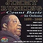 Jimmy Rushing 1938-1945