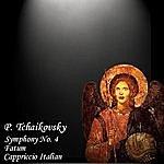 Evgeny Svetlanov Pyotr Tchaikovsky: Symphony #4/Fatum/Capriccio Italien