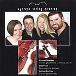 Cypress String Quartet Cypress String Quartet: Debussy, Suk, Cotton