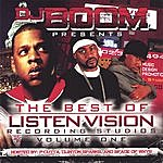 DJ Boom The Best Of Listen Vision Recording Studios: Volume One