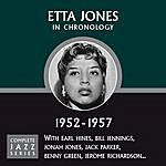 Etta Jones Complete Jazz Series 1952 - 1957