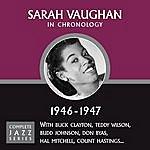 Sarah Vaughan Complete Jazz Series 1946 - 1947