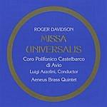 Roger Davidson Trio Missa Universalis