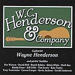 Wayne Henderson W. C. Henderson & Company - Hh-107