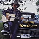Wayne Henderson Les Pick - Hh-1357