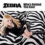 Zebra Who's Behind The Door