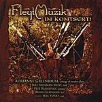 Adrianne Greenbaum Fleytmuzik In Kontsert! Music For Klezmer Flute, Violin, Cimbalom And Bass