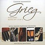 Edvard Grieg Grieg: Peer Gynt Suites N0.1 Y N0.2