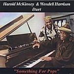 Harold McKinney Something For Pops