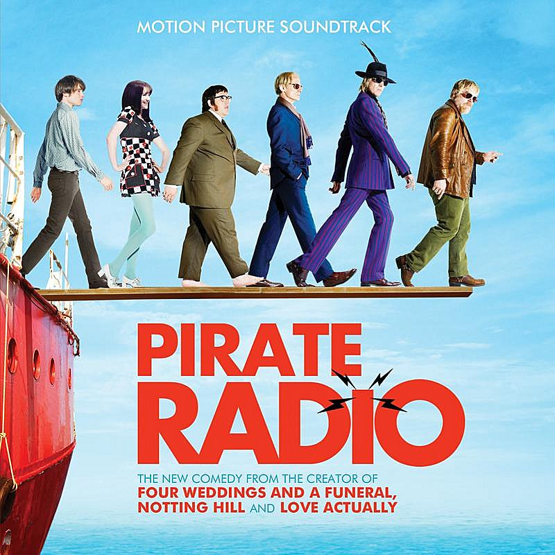 Cover Art: Pirate Radio (US Version)