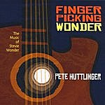 Pete Huttlinger Fingerpicking Wonder: The Music Of Stevie Wonder